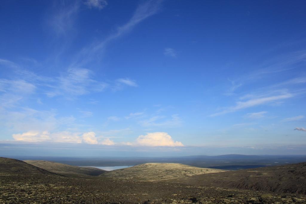 Рекреационный выезд на Кольский полуостров